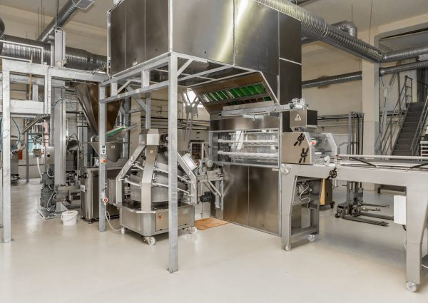 Mist Collector For Food Industry | Food Processing Air Filtration 1