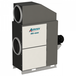 Aeroex IRIS 4500 HEPA Air Purification System