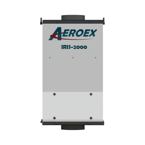 Aeroex IRIS 2000 HEPA Air Purification System