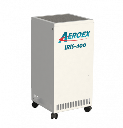 Aeroex IRIS 400 HEPA Air Purification System