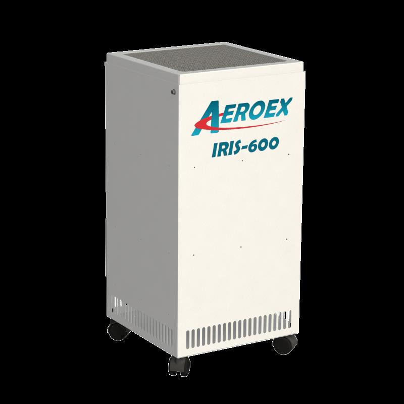 Aeroex IRIS-600 HEPA Air Purification System