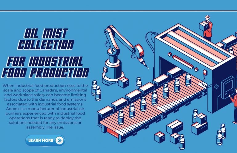 Oil-Mist-Collection-for-Industrial-Food-Production---Air-Purification-for-Food-Manufacturing---1