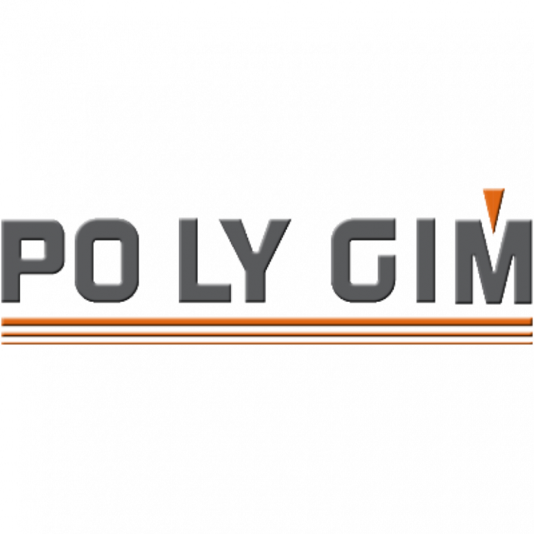 PO LY GIM Logo
